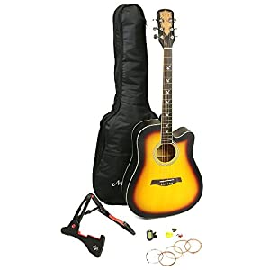 Chitarra acustica Martin Smith w-700-sb-pk kit