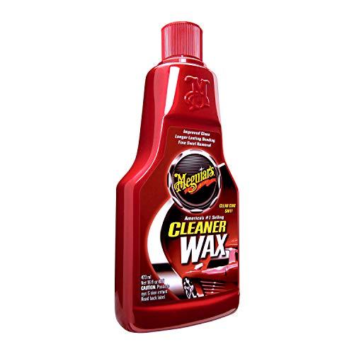 Meguiar's A1216EU Cleaner Wax Autowachs, 473ml