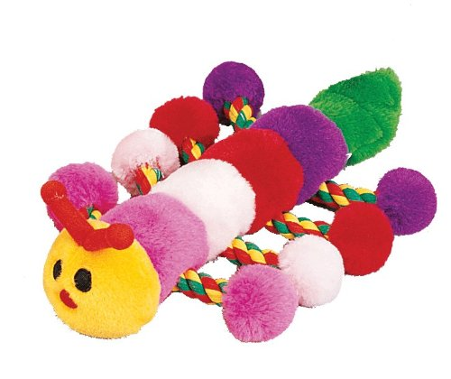 colossal-caterpillar-22-inch-plush-chew-toy-for-dogs