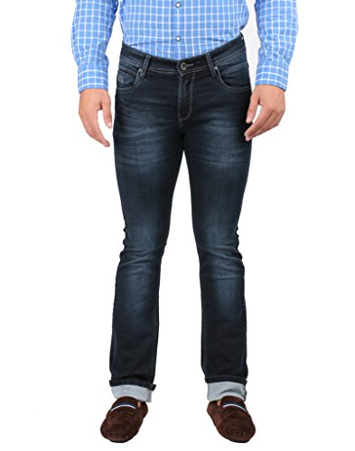 Oxemberg Men's Slim Fit Denim