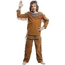 My Other Me - Disfraz de indio velvet para niño, 7-9 años (Viving Costumes 203396)