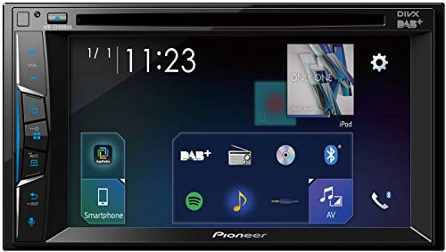 Pioneer avh-z3100dab 15,7 cm 2-DIN Auto Klar Typ Touchscreen Multimedia-Receiver - Audio-pioneer-cd Car
