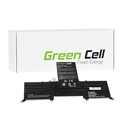Green Cell® Batteria per Portatile Acer Aspire S3 MS2346 (3300mAh 11.1V Nero)