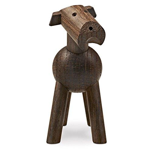 Kay Bojesen–Cane Tim materiale: Quercia naturale, Räuchereiche, 3,2 x 7,5 x 7,3 cm Räuchereiche