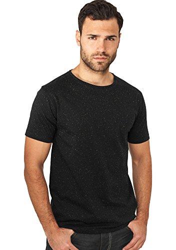 Urban Classics Herren T-Shirt Naps - verschiedene Farben black/multicolour