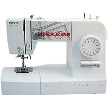 Toyota SUPERJ15WE Allround - Máquina de coser (brazo libre, 15 programas y utilidad para