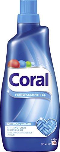 Coral Optimal Color fl ssig, 20WL