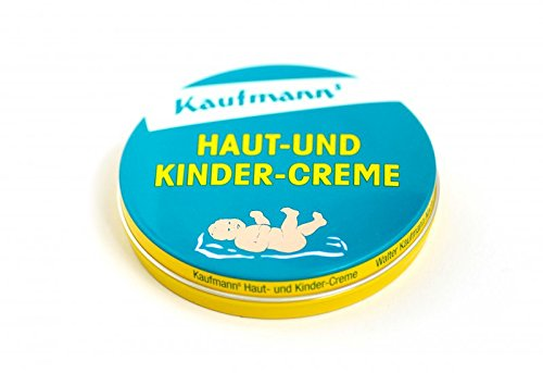 Kaufmanns Haut- und Kinder-Creme 30 ml