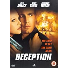 Deception [DVD] [2000]