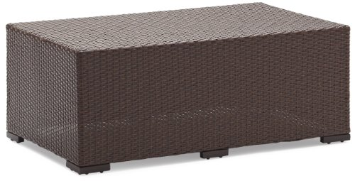 strathwood-griffen-all-weather-garden-furniture-wicker-poly-rattan-coffee-table-dark-brown