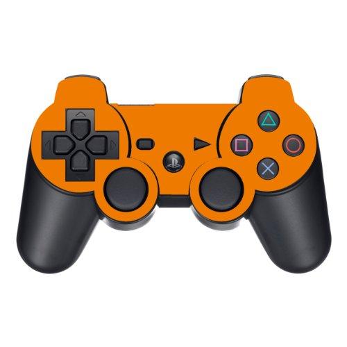 Disagu Design Skin für Sony PS3 Controller - Motiv Orange (Ps3 Controller Skins-orange)