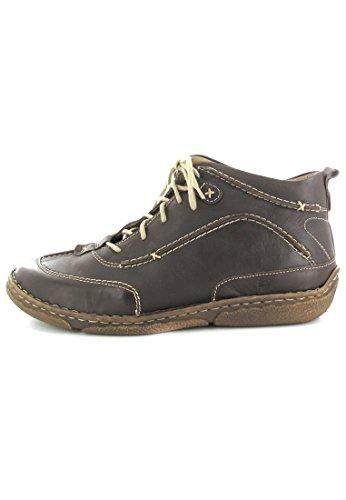 Josef Seibel Nikki Damen Hohe Sneakers Braun - Braun - braun