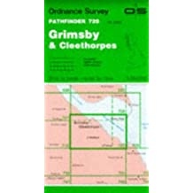 Grimsby and Cleethorpes (Pathfinder Maps)
