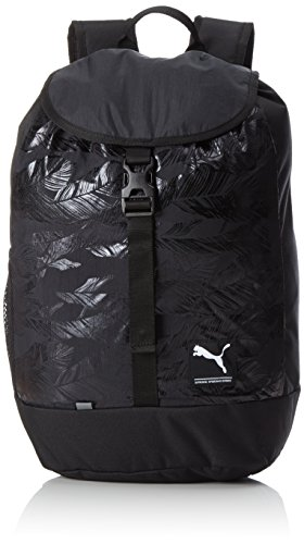 Puma Damen Academy Female Backpack Rucksack puma black-Swan