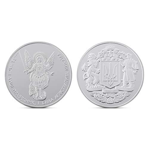 Moneda Conmemorativa de AIYIYOO Colección de Arcángel...