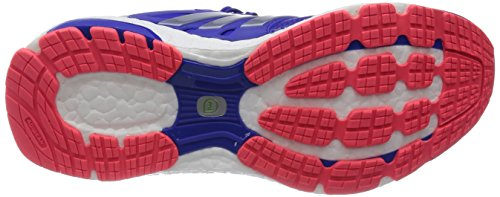 adidas Energy Boost ESM W Scarpe Sportive, Donna Viola (lila / silber)