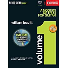 [(A Modern Method for Guitar: Volume 1)] [Author: William Leavitt] published on (September, 2006)