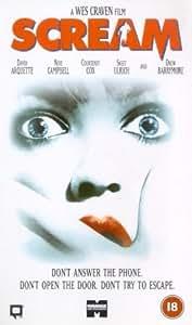 Scream [VHS] [1997]