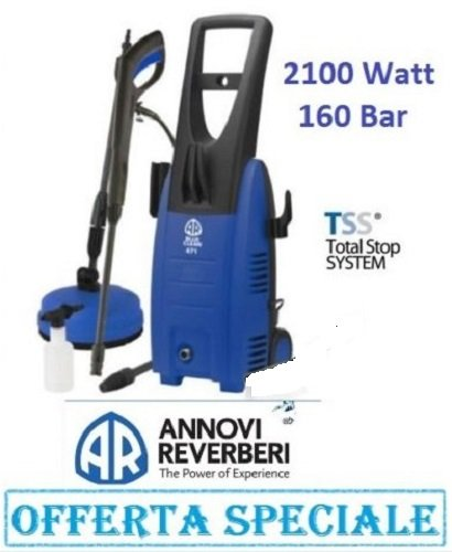 Idropulitrice Annovi Reverberi 471 Ar 160 Bar 480...
