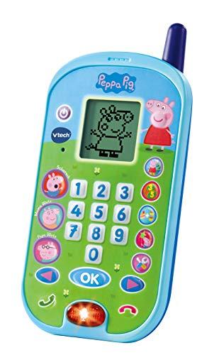 Vtech 80-523104 Spielzeugtelefon, Mehrfarbig