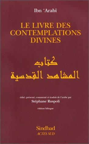Le livre des contemplations divines