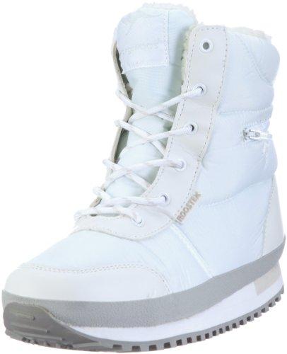 KangaROOS Scandic 31410, Unisex - Erwachsene Snowboots, Weiss (wht/lt.grey 020), EU 42 -