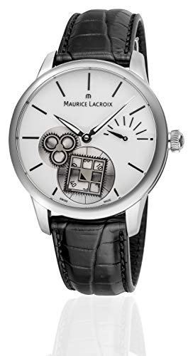 Maurice Lacroix Masterpiece Square Wheel MP7158-SS001-101-1 Orologio automatico uomo