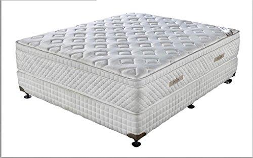 King Koil Ortho Firm 5-inch King Size Rebonded Foam Mattress (Silver, 78x72x5)