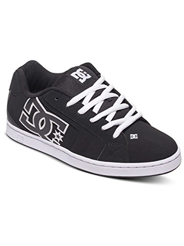 Dc Shoes Net M, Baskets mode homme Noir - Black/Black/White