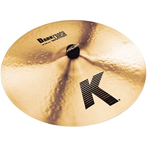 Zildjian 18 pollici K Dark Crash Thin