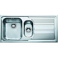 Amazon.it: Franke - Lavello a una vasca e mezzo / Lavelli da cucina ...