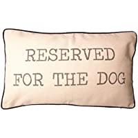 Sass & Belle Reserved for The Dog Cushion Cover with Inner