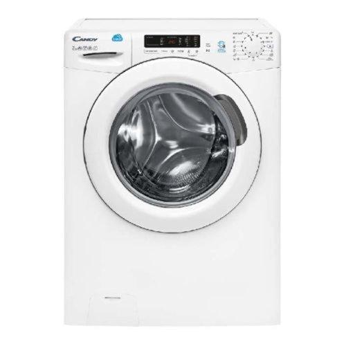 Candy lavadora carga frontal cs1272d3s