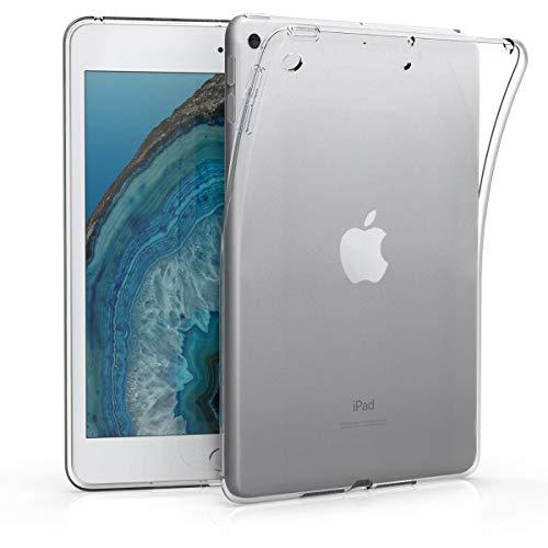 kwmobile Apple iPad Mini 5 (2019) Hülle - Silikon Tablet Cover Case Schutzhülle für Apple iPad Mini 5 (2019) - Transparent