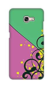 SWAG my CASE Printed Back Cover for Samsung Galaxy A5 (2017)