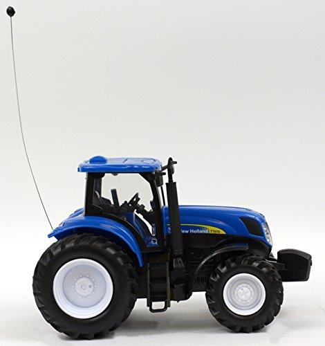 New Holland ferngesteuerter Traktor - 3