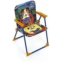 Preisvergleich für Arditex Klappstuhl für Kinder unter Lizenz Mickey Mouse aus Metall Maße: 38x 32x 53cm, Stoff, 38x 32x 53cm