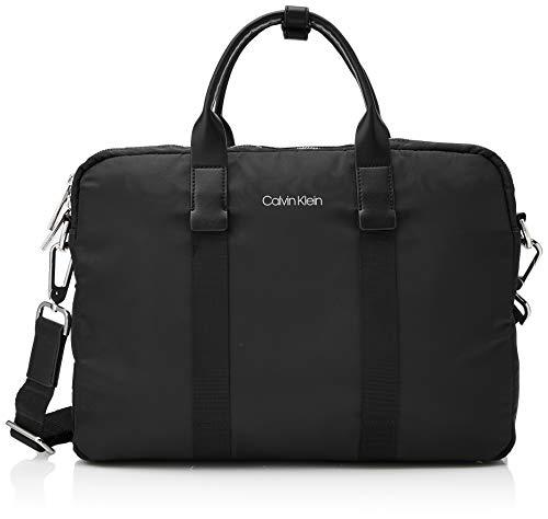Calvin Klein Braced 1 G Laptop Bag, Sacs pour...