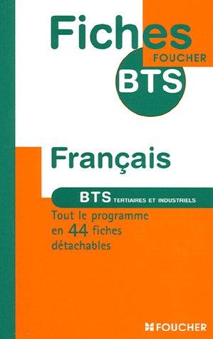 Français BTS (Ancienne Edition)