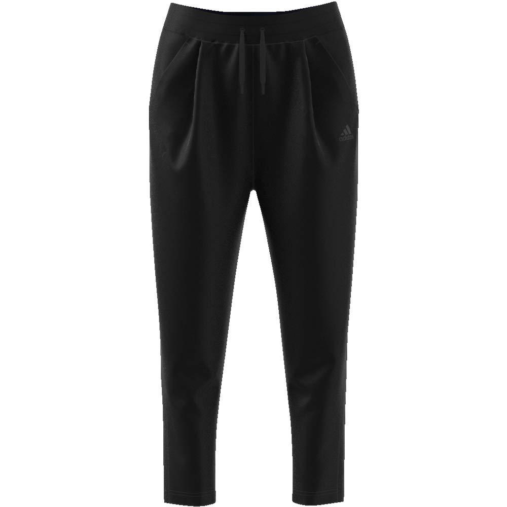pantaloni donna adidas neri