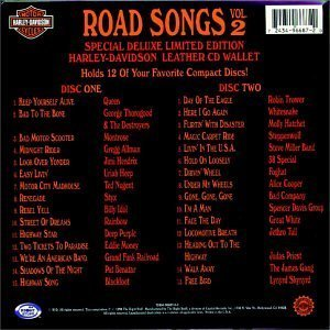 Harley-Davidson Cycles: Road Songs, Vol. 2 [Limited Edition] by Various Artists -