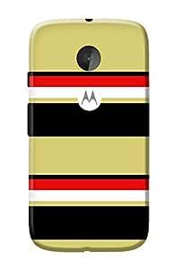 Moto E2 Back Case KanvasCases Premium Designer 3D Printed Lightweight Hard Cover