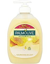 Palmolive Naturals Milk and Honey Liquid Handwash, 500 ml