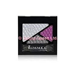 Rimmel GlamEyes Trio Eye Shadow Dark Angel 747