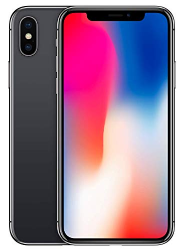 Apple iPhone X (256GB) - Space Grau - Iphone 7 Entsperrt Apple