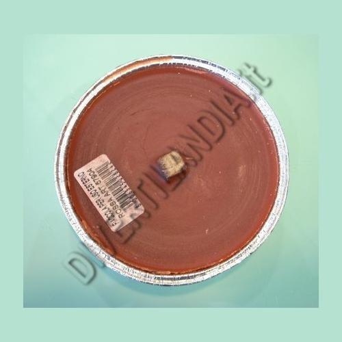 Citronella profumata candela Fiaccola in Alluminio 17 cm