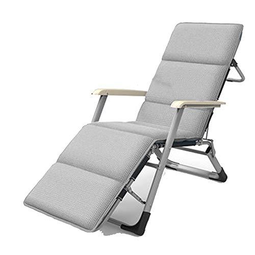 Feldbetten Campingbett,Klappbett Einzigen Stuhl Liegend Einfache Tragbare Erwachsenen Strand Mit Doppeltem Verwendungszweck (Size : B)