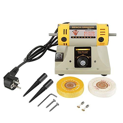 220V 350W Elektrische Winkelschleifer Polier Maschine für Schmuck Dental über Motor -
