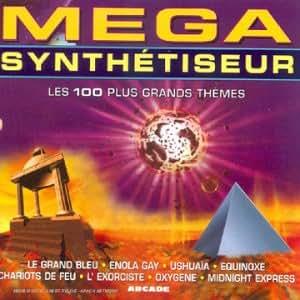 Méga Synthétiseur Les 100 plus grands thèmes