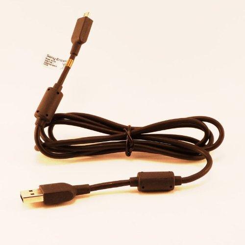 SONY ERICSSON-CAVETTO USB ORIGINALE PER SONY ERICSSON VIVAZ PRO Kanna DI TIPO MICRO USB EC700
